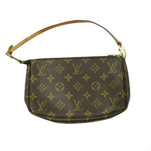 Louis Vuitton Monogram Pochette Bag